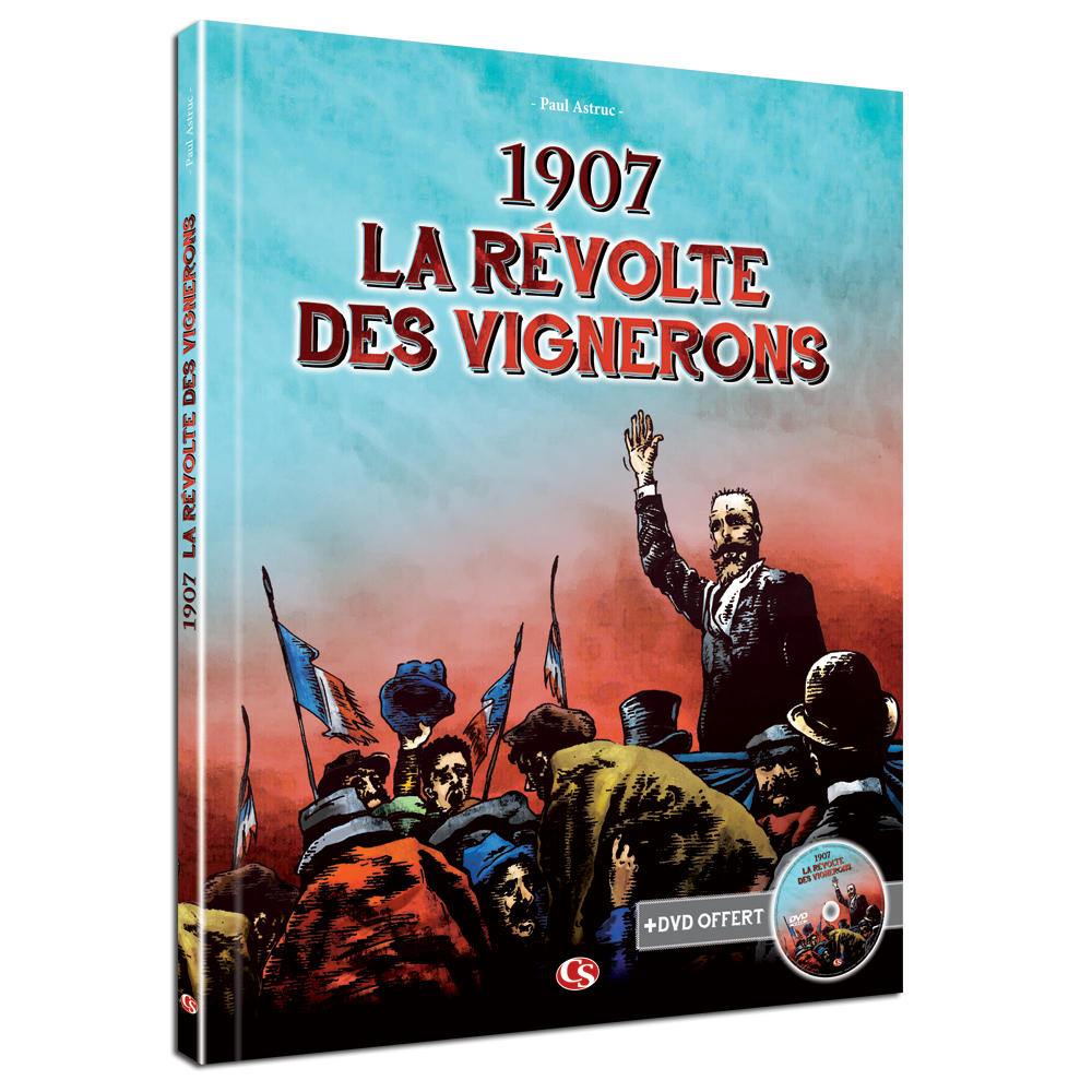Bd 1907 La Revolte Des Vignerons