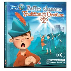 Belles Chansons de la Tradition Occitane (Livre CD)