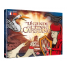 The legend of Lake Capestang (Book + DVD)