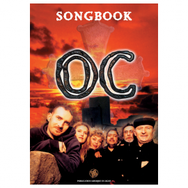 Livre de partitions OC (Songbook)