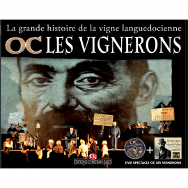 "Marcelin Albert's Memoirs + ""OC THE WINEGROWERS"" (Book+DVD)"