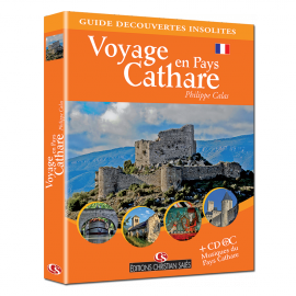 Voyage en Pays Cathare (Book in french)