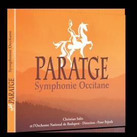 CD PARATGE Symphonie Occitane