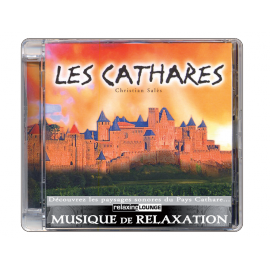 OC LES CATHARES - Musique de relaxation (CD)