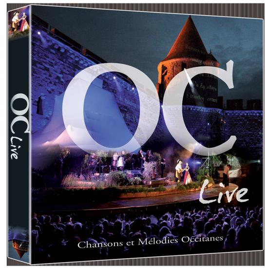 OC Live (CD)
