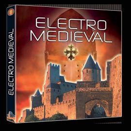 OC ELECTRO MEDIEVAL - Medieval Lounge (CD)