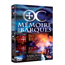 """DVD Béziers """"L'Esprit de Résistance"""" son et lumière"""