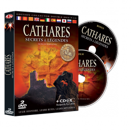 CATHARES Secrets & Légendes (2 DVD)