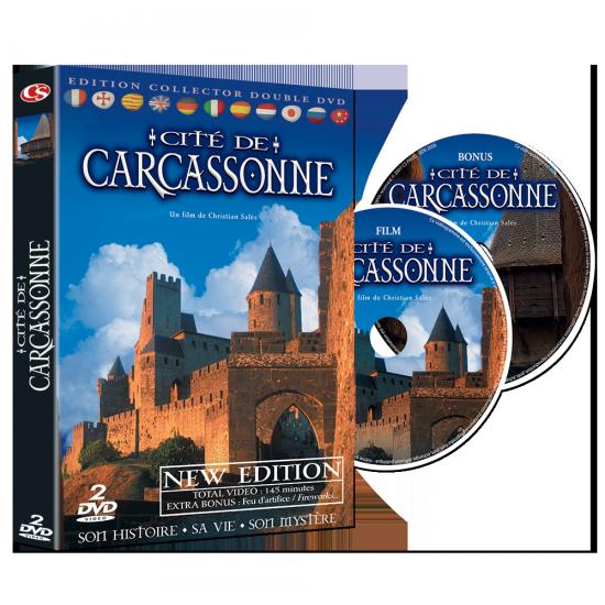 BOX CATHARS (3DVD+CD+10Photos+Booklet)