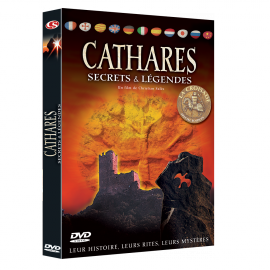 CATHARES Secrets & Légendes (1 DVD)