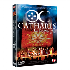 COFFRET PRESTIGE CATHARES (3DVD+CD+10Photos+Livret)