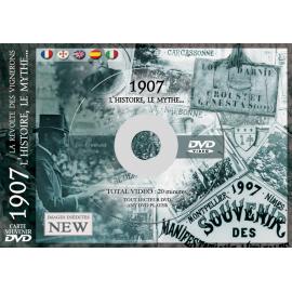 1907 en carte postale DVD