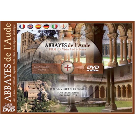 ABBAYES de l'Aude en DVD