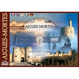 AIGUES-MORTES La visite en DVD