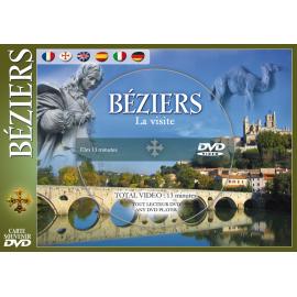 BÉZIERS La visite en DVD