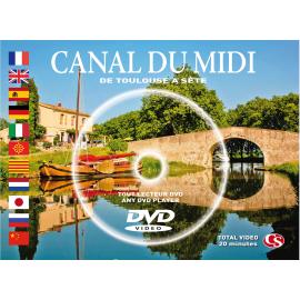 CANAL DU MIDI une croisière en DVD