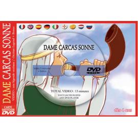 DAME CARCAS - Tale + Karaoke (DVD postcard)