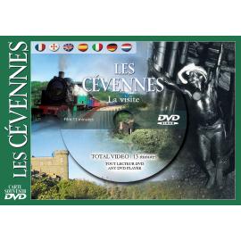LES CÉVENNES (DVD postcard)