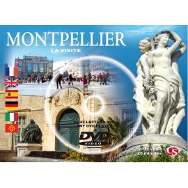 MONTPELLIER (DVD postcard)