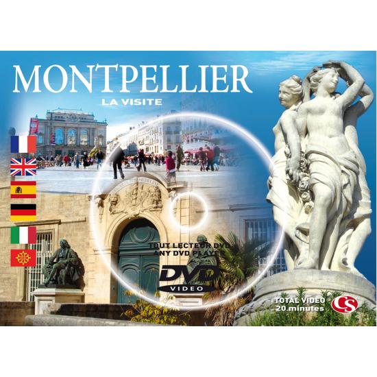 MONTPELLIER La visite en DVD