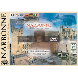 NARBONNE The Visit (DVD postcard)