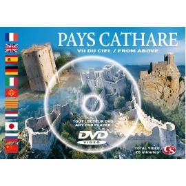 PAYS CATHARE Vu du Ciel en DVD