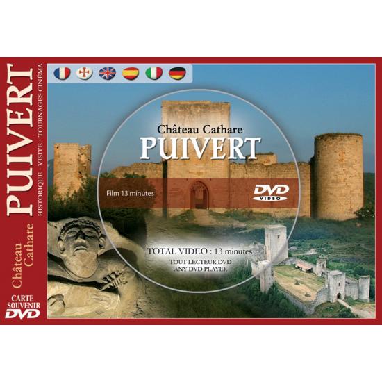 PUIVERT - La visite du château en DVD