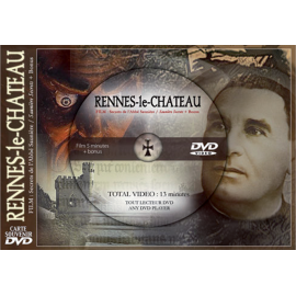 RENNES-LE-CHÂTEAU in DVD