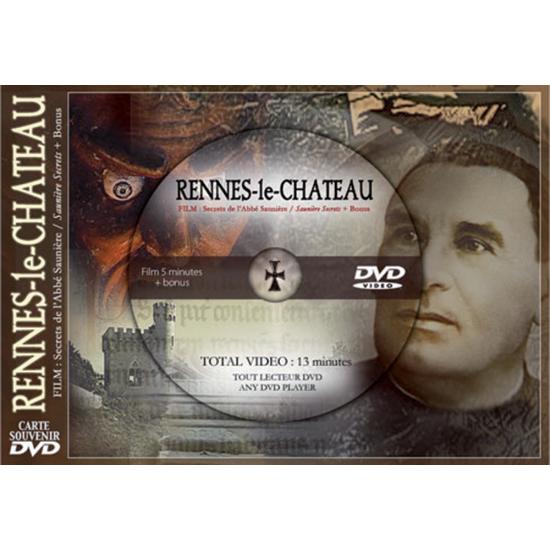 RENNES-LE-CHÂTEAU en DVD