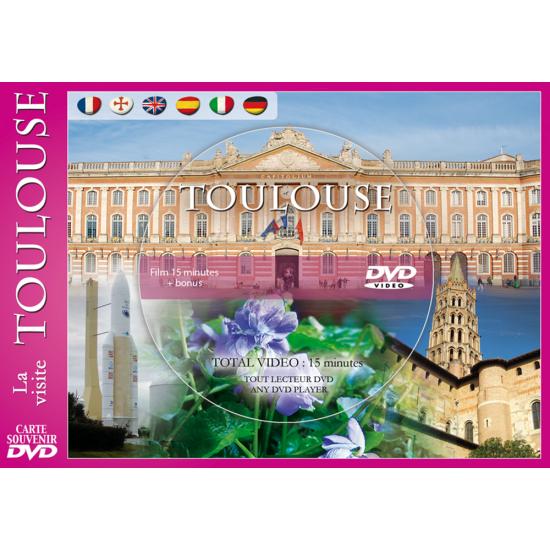 TOULOUSE en DVD