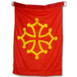 2 - Occitan Flag - Pavillon 70 x 100