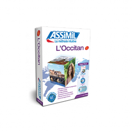 Assimil Méthode d'Occitan SUPERPACK : 1 livre + 5 CD