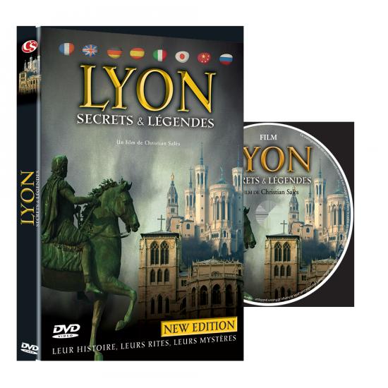 LYON Secrets & Légendes (1 DVD)