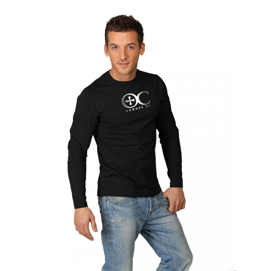 T-Shirt OC Homme manches longues