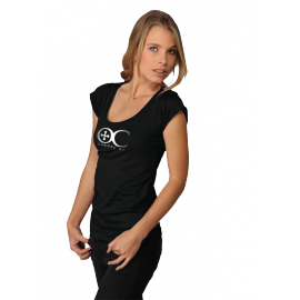 Women OC T-Shirt scoop neck