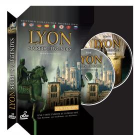 LYON Secrets & Légendes (2 DVD)