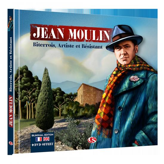 Jean Moulin, Biterrois, Artiste et Résistant (Livre + DVD + Digital)