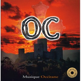 Album OC Disque d'Or (CD + Vinyle)