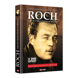 Roch, Head of Secret Army in Béziers (Book written in French + DVD + Digital)