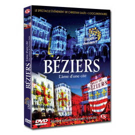 "DVD Béziers ""L'Esprit de Résistance""sound and light show"