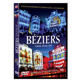 """""""L'Esprit de Résistance"""" son et lumière Béziers (DVD)"""