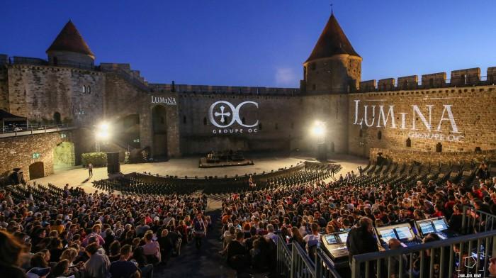 Photos LUMINA à Carcassonne par Jean-Joël Rémy