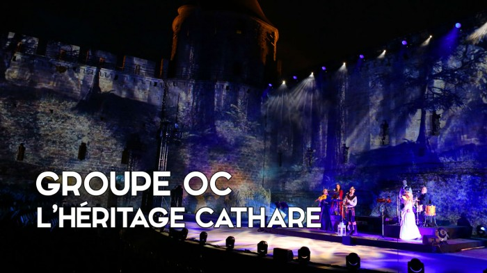 Videoclip L'héritage cathare (cathar heritage) by Groupe OC