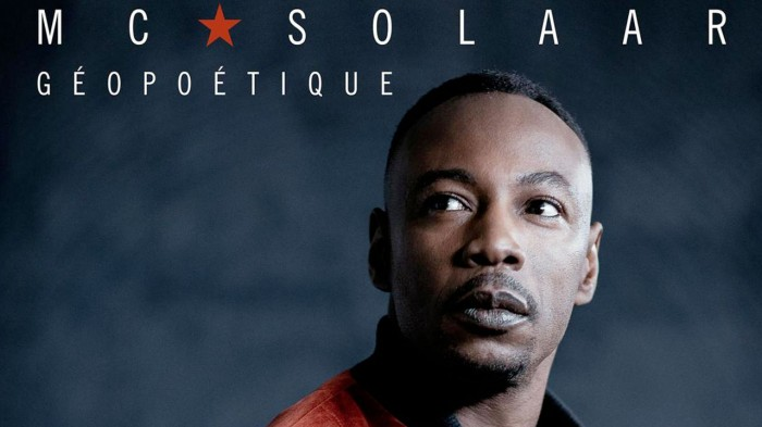 Group OC with MC SOLAAR