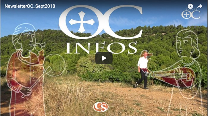 Newsletter OC - Septembre 2018