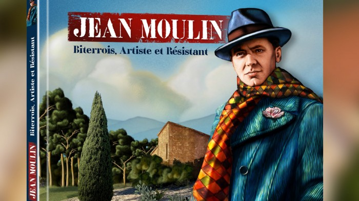 Launching of the book Jean Moulin